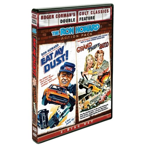The Ron Howard Action Pack: Eat My Dust   Grand Theft Auto (Full Frame) by SHOUT FACTORY