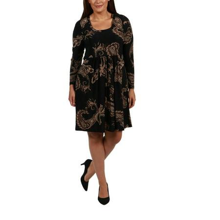 Rebecca Plus Size Dress