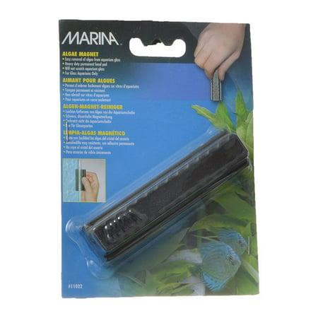 - Marina Algae Magnet Aquarium Cleaner Large - Pack of 4