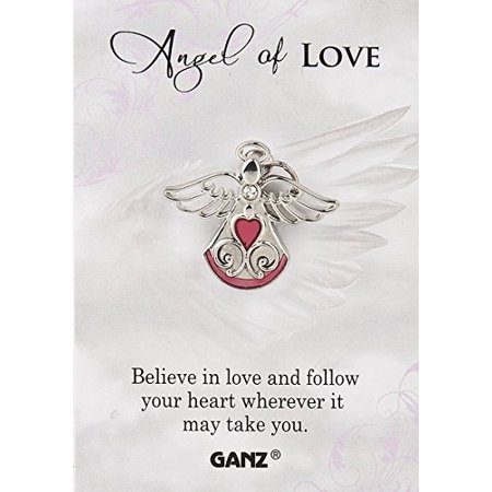 """Ganz Pin - Angel of Love """"Believe In Love And Follow Your Heart Where Ever It May take You."""""""