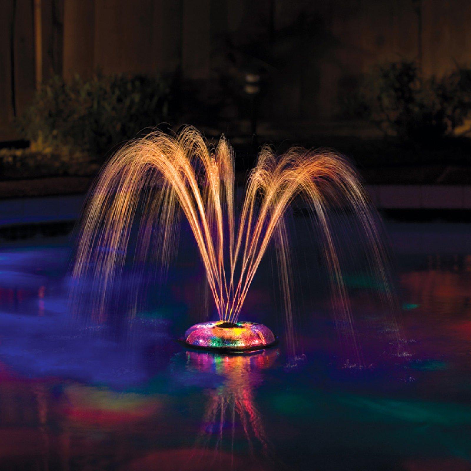 GAME AquaGlow Underwater Light Show Fountain