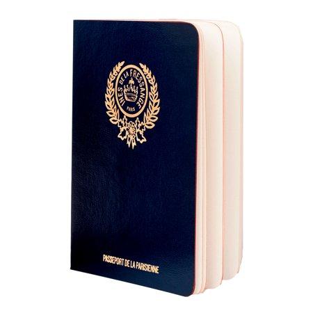 Parisian Chic Passport (blue) (Parisian Memories)
