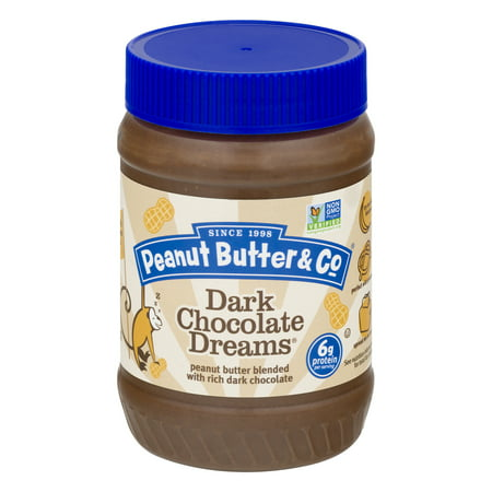 Peanut Butter & Co Dark Chocolate Dreams Peanut Butter, 16 oz []