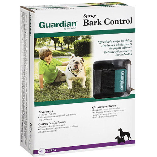 Guardian by PetSafe Spray Bark Control Collar by Radio Systems Corporation