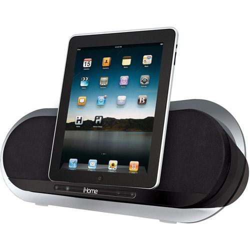 IHOME iD3BZC iPad(R)/iPhone(R)/iPod(R) Speaker System