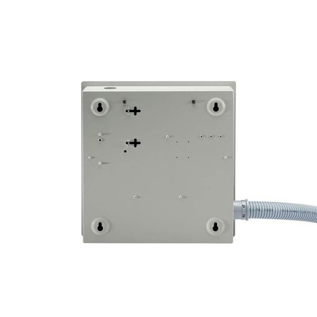 Generac Upgradeable 50 Amp Manual Transfer Switch Kit for 8 to 10 Circuits - image 3 of 4