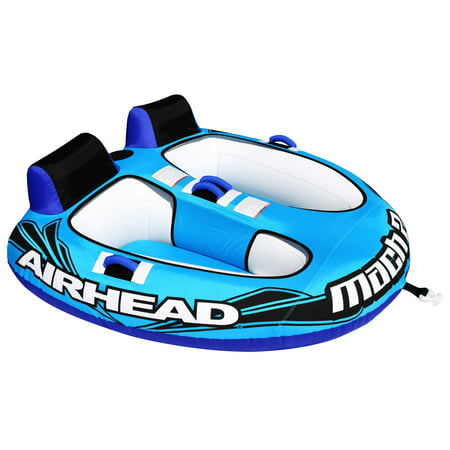 Airhead MACH 2 Towable Tube, 2 riders