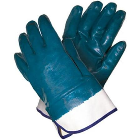 Predator™ Nitrile Gloves (Fully Coated, Economy) (6 Dozens)