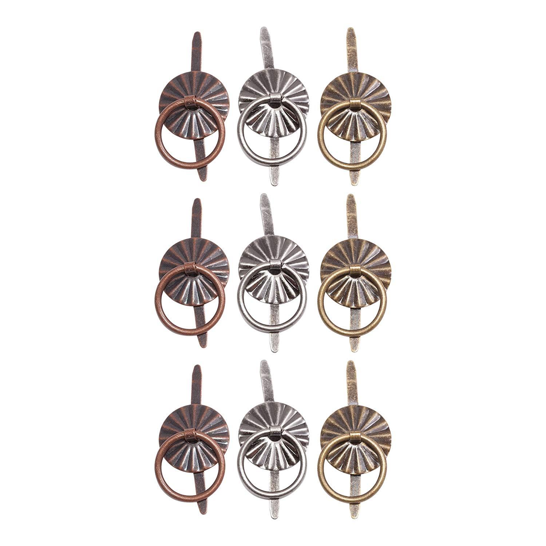 Tim Holtz Idea-ology Mini Fasteners Embellishments New