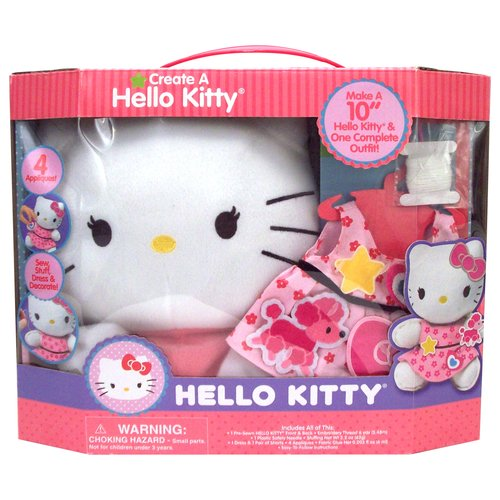 Hello Kitty Create A Kitty Kit by Horizon Group USA