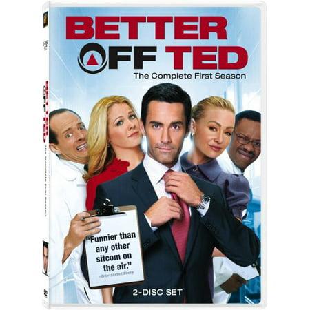 Twentieth Century Fox Better Off Ted-season 1 [dvd/2 Disc/ws-1.78/eng-fr-sp