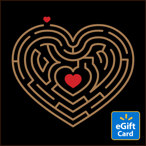 Love Maze Walmart eGift Card