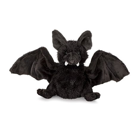 Webkinz Animal Halloween Black Bat Plush Toy With Sealed Code - Halloween Plush Toys