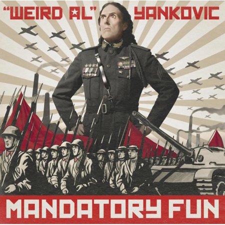 Mandatory Fun - Fun Halloween Music