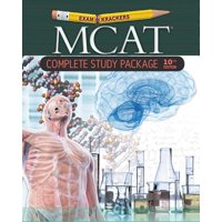 10th Edition Examkrackers MCAT Complete Study Package