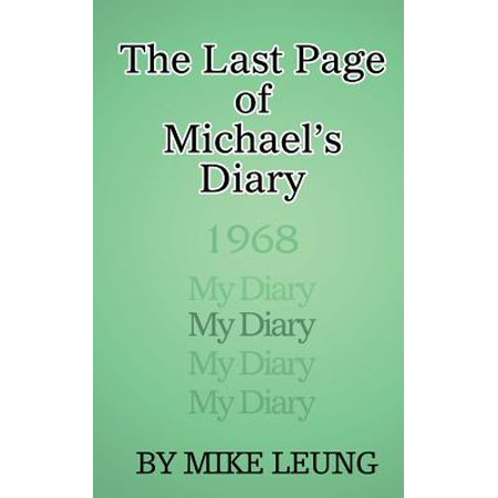 The Last Page of Michaels Diary