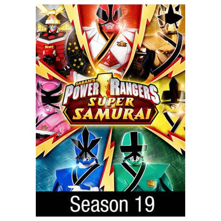 Power Rangers Super Samurai The Sealing Symbol Season 19 Ep 19