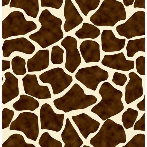 Kentshire Cotton Fabric, Giraffe