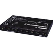 Audio Control FOUR1i In Or Under-dash Car Audio 5 Band Stereo Graphic Equalizer W/auxiliary Input W/para-bass Subwoofer Equalization