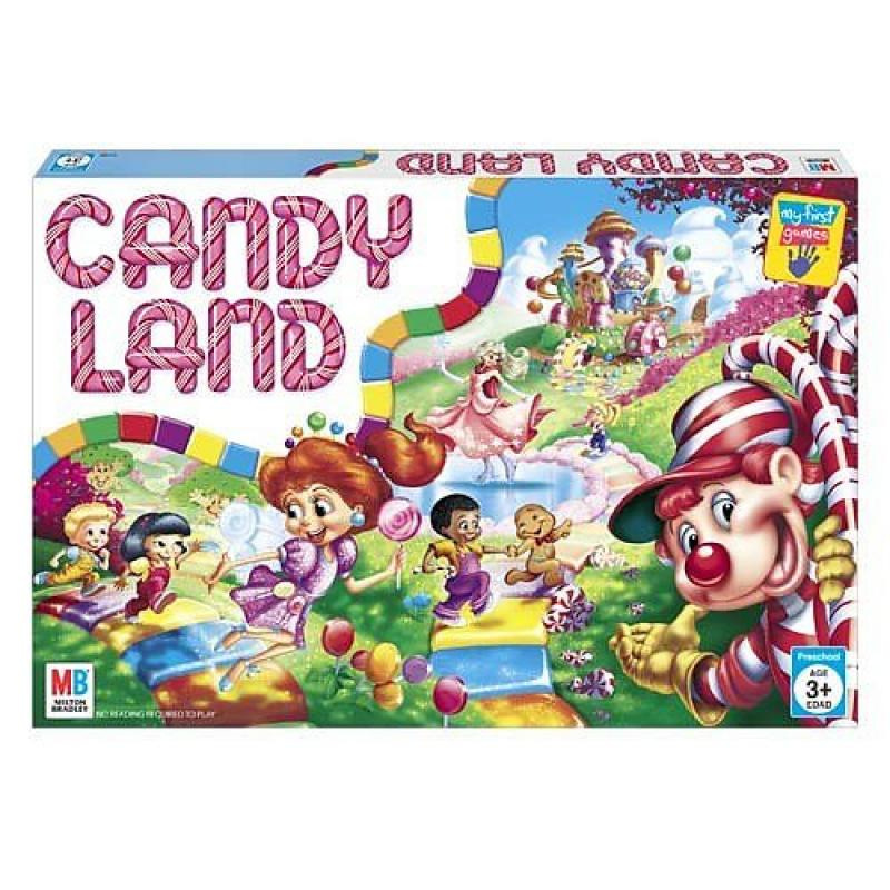 Candy Land (Styles Vary) (Age: 3 - 6 years