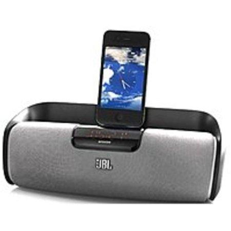 JBL ONBEATRIZEBLKAM OnBeat Rize Docking Bedroom Speaker – Apple (Refurbished)