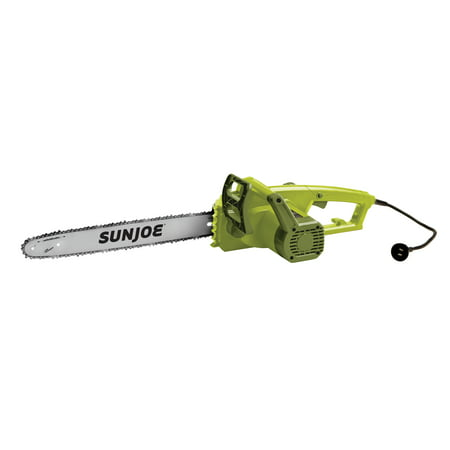 Sun Joe SWJ701E Electric Chain Saw | 18 inch | 14.0 Amp - Chainsaw Prop