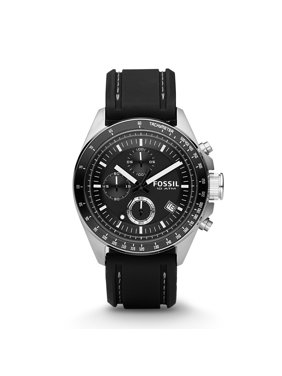 27289ea7a071 Product Image Men s Decker CH2573IE Silver Silicone Japanese Quartz Diving  Watch. Fossil