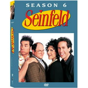 Seinfeld: Season 6 by COLUMBIA TRISTAR HOME VIDEO