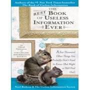 The Best Book of Useless Information Ever - eBook