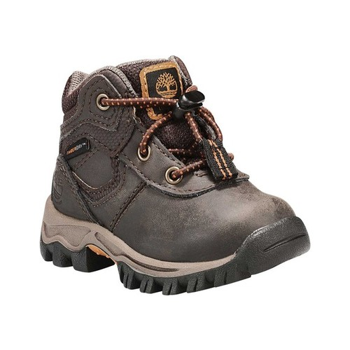 Infant Timberland Mt. Maddsen Mid Waterproof Boot by Timberland