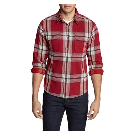 Eddie Bauer Men's Chopper Work Shirt