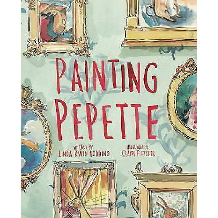 Painting Pepette By Linda Ravin Lodding - image 1 of 1