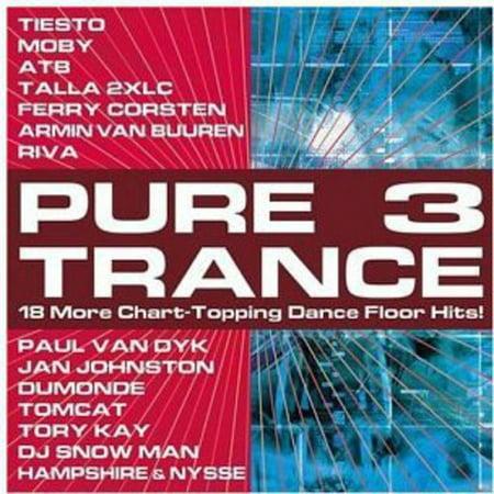 Pure Trance, Vol. 3 - Dj Trance Halloween