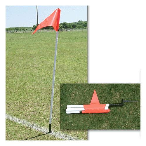 Segmented Soccer Corner Flags