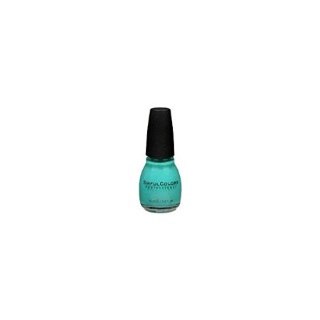 - SinfulColors Professional Nail Polish, Rise & Shine