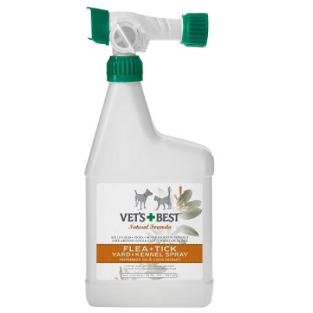 Vet S Best Natural Flea Tick Yard And Kennel Spray Review