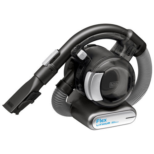 BLACK+DECKER BDH2020FLFH 20V MAX LITHIUM FLEX VACUUM WITH STICK VACUUM FLOOR HEAD & PET HAIR BRUSH