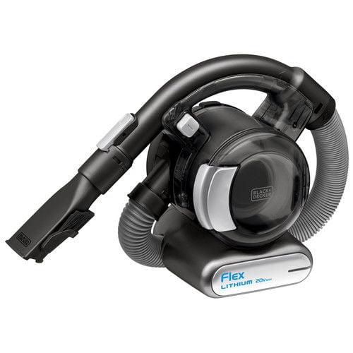 BLACK+DECKER BDH2020FLFH 20V MAX LITHIUM FLEX VACUUM WITH STICK VACUUM FLOOR HEAD & PET HAIR BRUSH