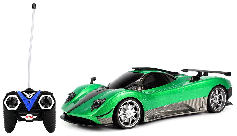 wfc pagani zonda r remote control rc sports car 1:16 scale rtr ready