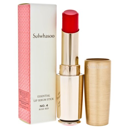 Essential Lip Serum Stick - # 04 Rose Red Sulwhasoo 0.1 oz Lip Treatment For Women
