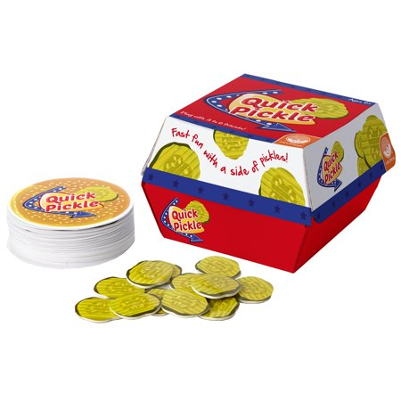 Quick Pickle Card Game by MindWare