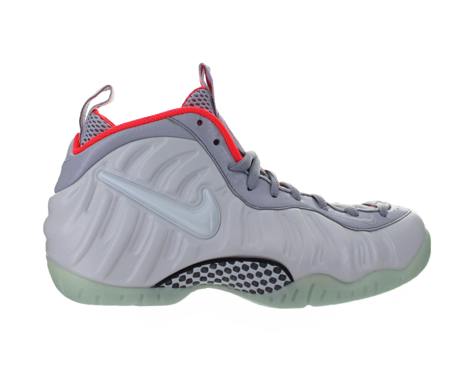 Nike Air Foamposite Pro Premium Men's Shoes Pure Platinum Wolf Grey616750-003 by Nike