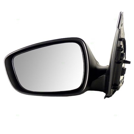 - Drivers Power Side View Mirror Replacement for 12-17 Hyundai Accent 87610-1R210 HY1320180