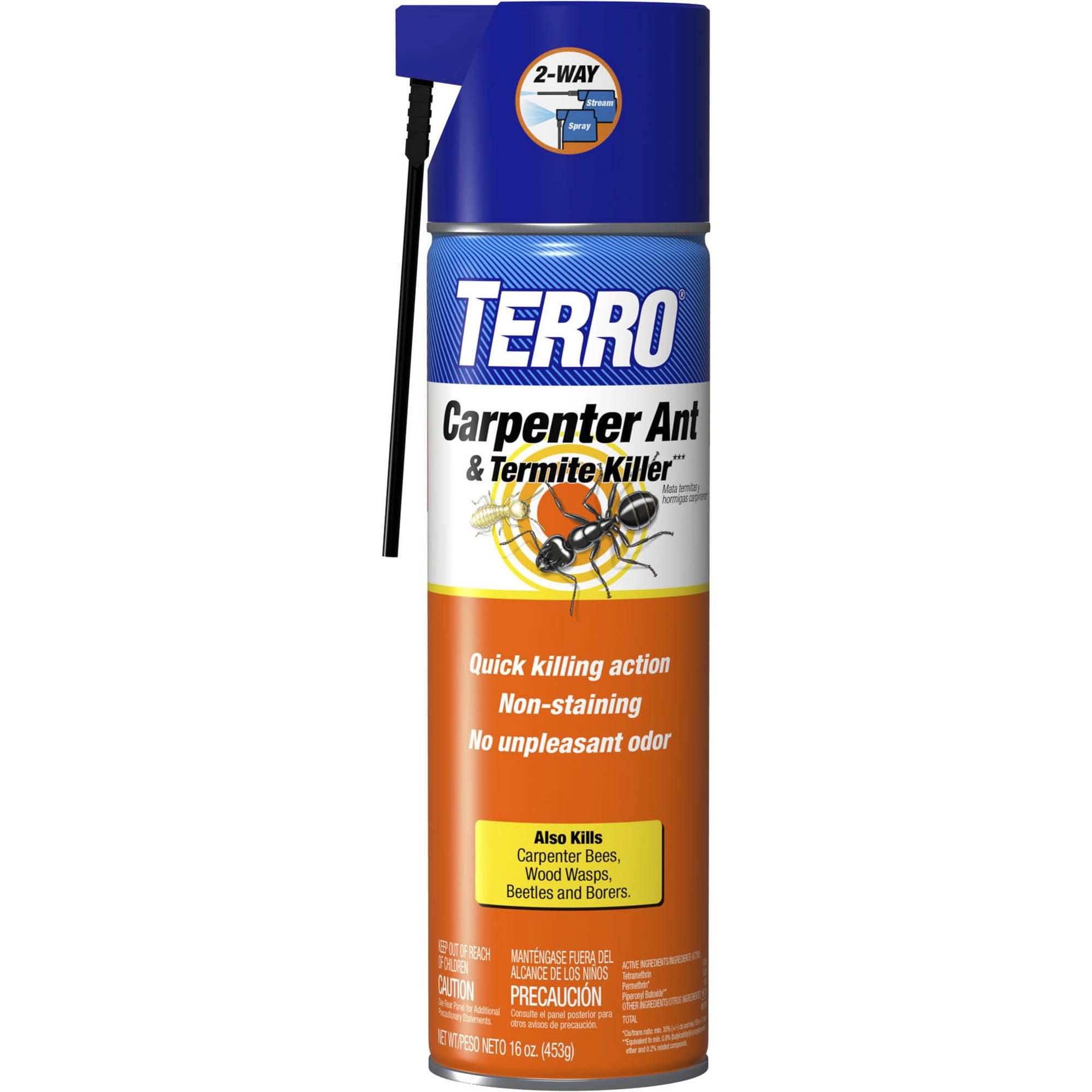 TERRO Carpenter Ant and Termite Killer Aerosol
