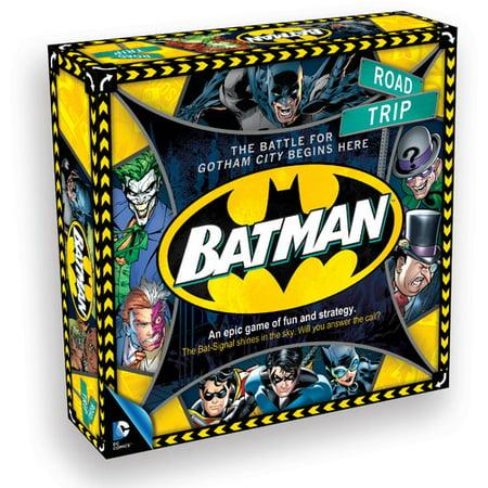 Road Trip- Batman (Board Game)