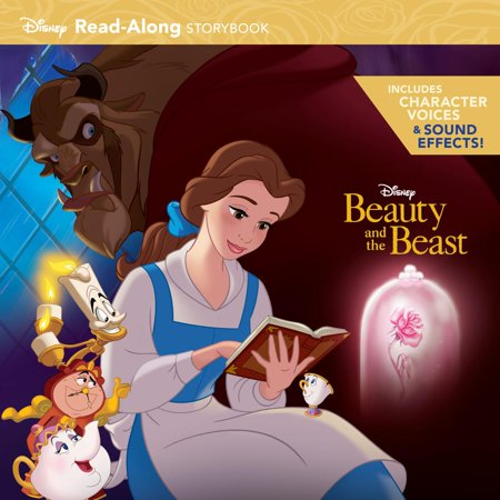 Beauty and the Beast Read-Along Storybook - eBook