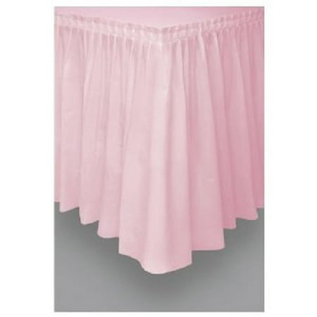 Raffia Table Skirt Bulk (plastic table skirt 29