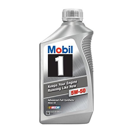 mobil 1 106035 5w 50 rally formula motor oil 1 quart. Black Bedroom Furniture Sets. Home Design Ideas