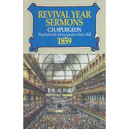 Revival Year Sermons 1859