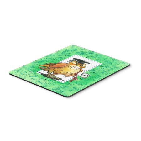 Graduation The Wise Owl Mouse Pad, Hot Pad or Trivet APH8469MP